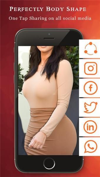 视频瘦脸软件截图1