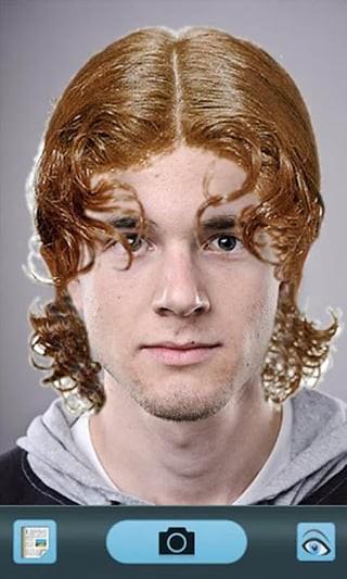 恶搞发型相机软件截图0