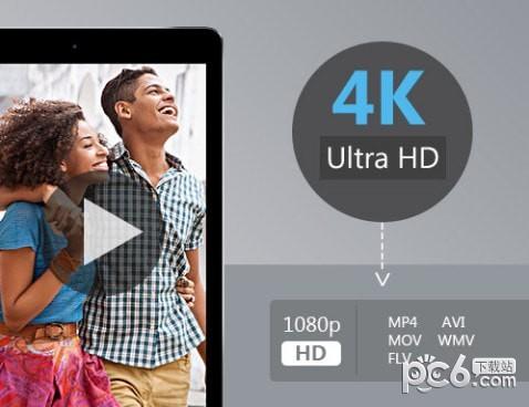 Tipard 4K UHD Converter(4K视频转换器)下载