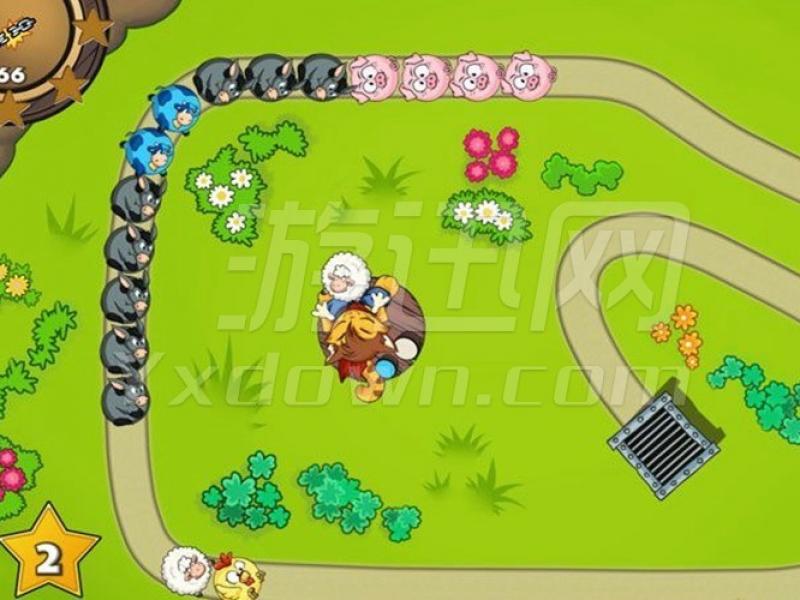 泡泡动物园2 V2.2.23英文版下载