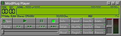 MODPlug Player下载