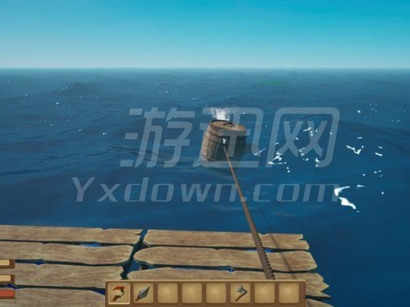 Raft1.04 中文版下载