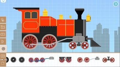 儿童游戏积木火车软件截图0