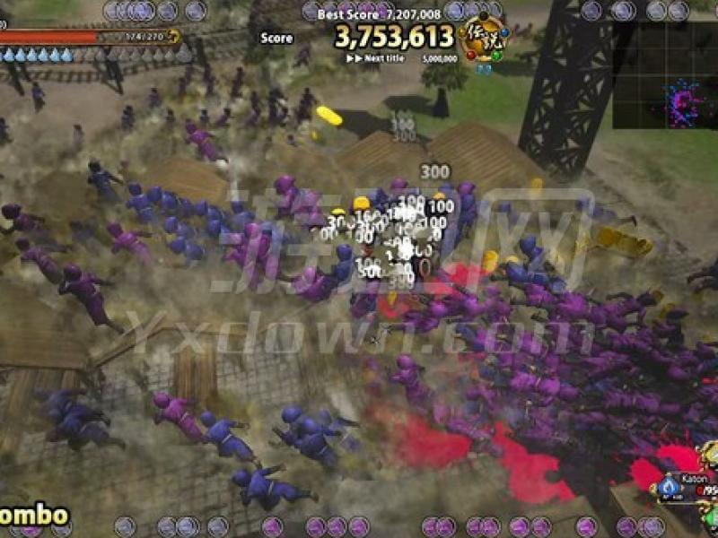 虚拟3D世界:忍者之战 破解版下载