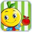 小公主伴龙学水果游戏