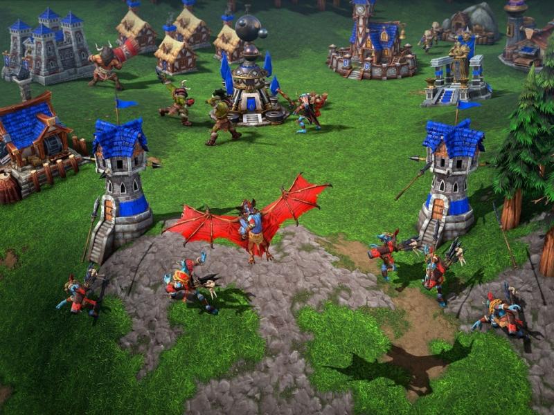 魔兽争霸3 1.29中文版下载