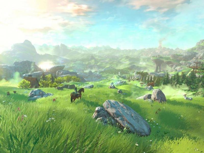 塞尔达传说:旷野之息 PC版下载