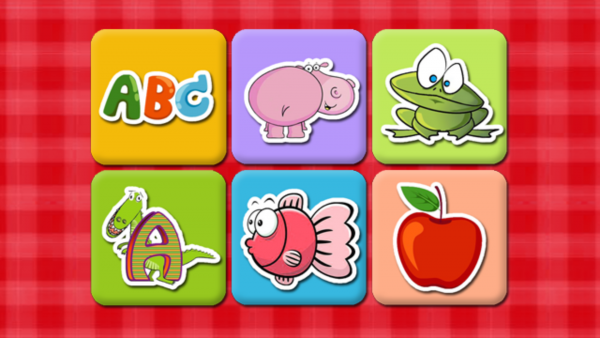 宝宝学习ABC