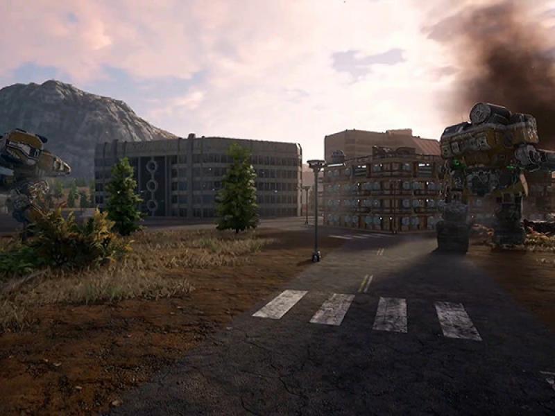 机甲战士5:雇佣兵 PC版下载
