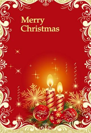 圣诞贺卡生成器软件截图1