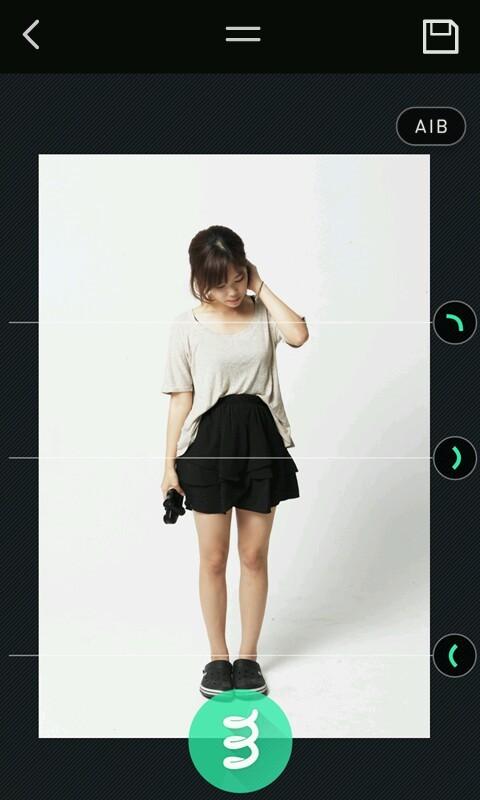 长腿美颜相机软件截图1
