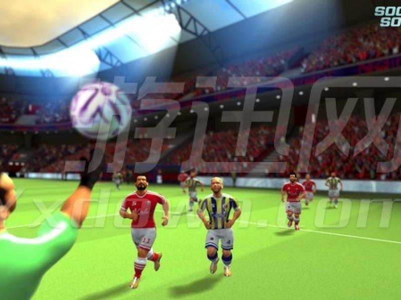 社交足球 英文版下载