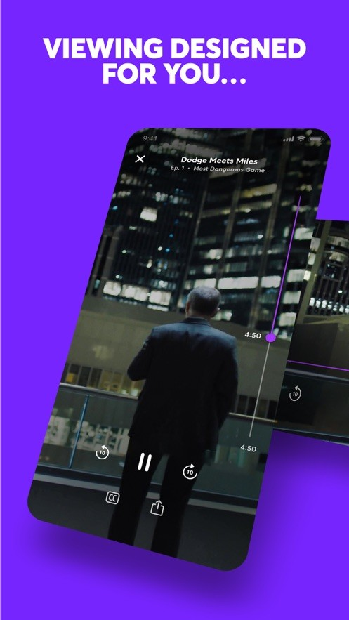 quibi短视频软件截图0