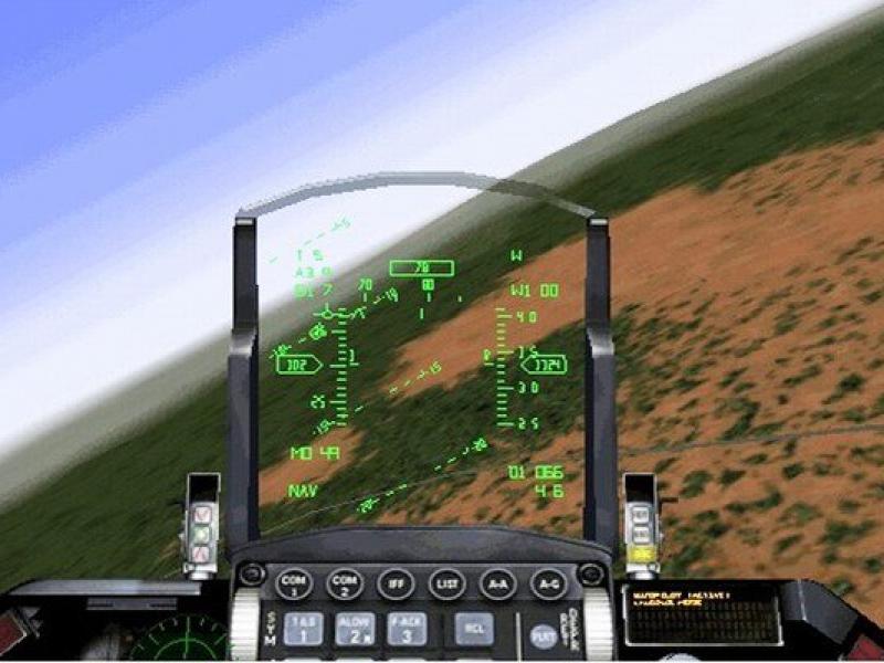 F16战斗机 英文版下载