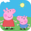 粉红猪小妹学画画