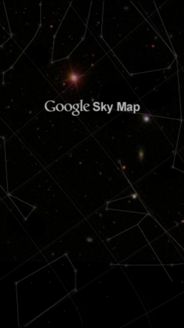 谷歌星空Google Sky Map