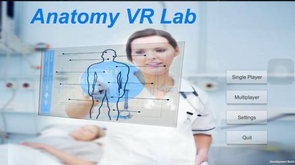 Anatomy VR Lab