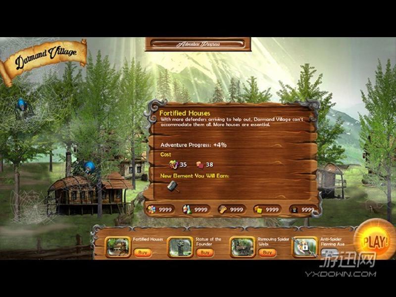 迷人国度:铁匠的复仇 英文版下载