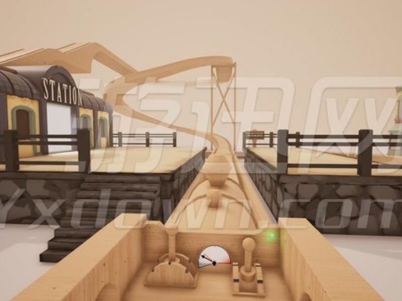 轨道:火车游戏 英文版下载