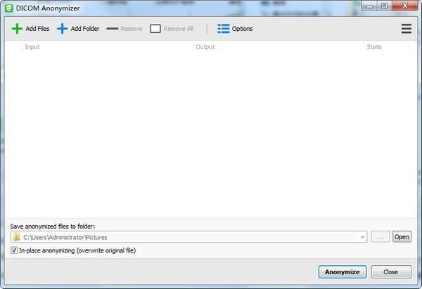 DICOM Anonymizer(医学图像匿名化处理)下载