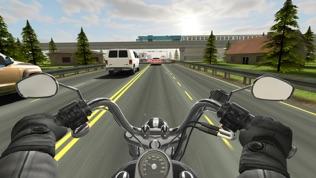 Traffic Rider (公路骑手)软件截图0