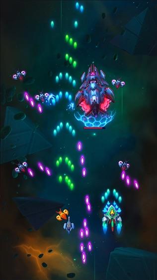 Space Justice: 银河的射手软件截图0