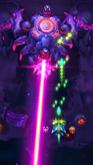 Space Justice: 银河的射手软件截图2