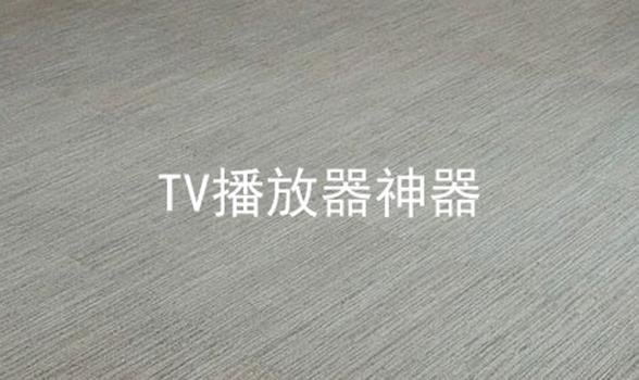 TV播放器神器