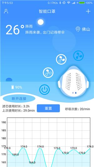呼吸检测软件软件截图2