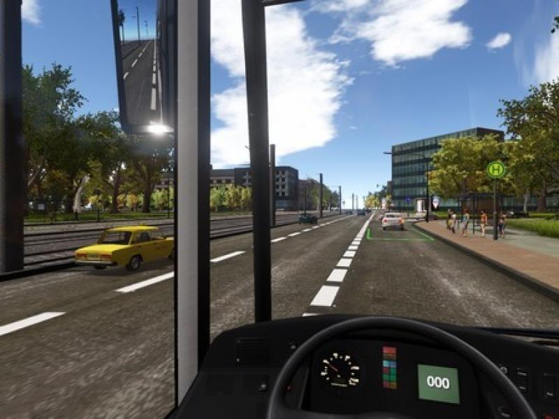 模拟巴士司机2019 破解版下载