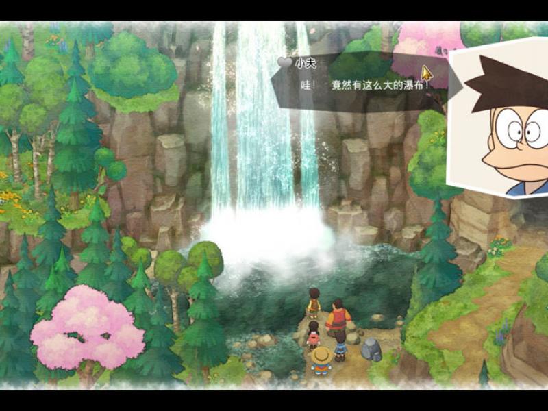 哆啦A梦牧场物语 中文版下载