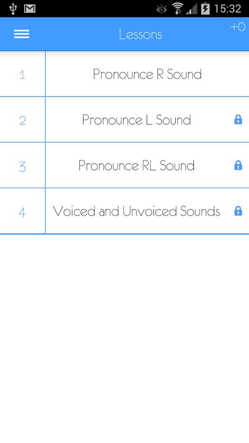 英语发音训练
