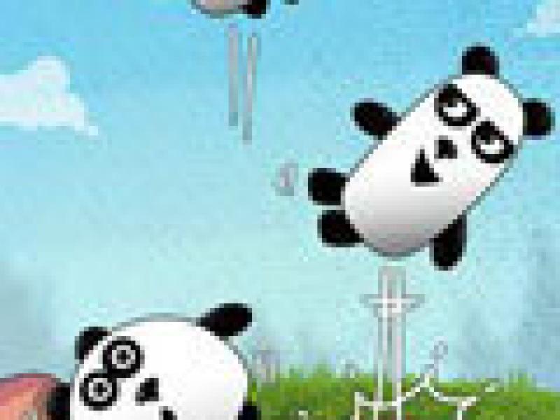 3只小熊猫之奇幻屋历险 中文版