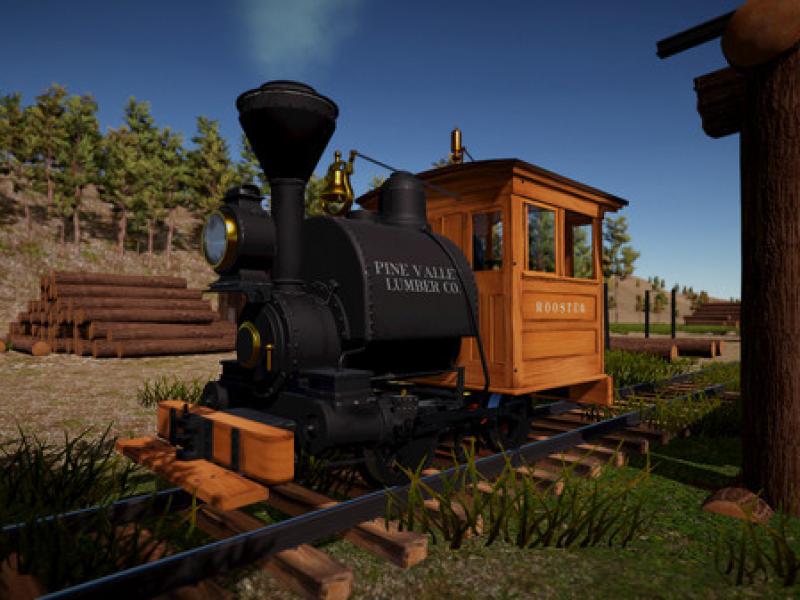 美国铁路:萨米特河和松谷 英文版下载