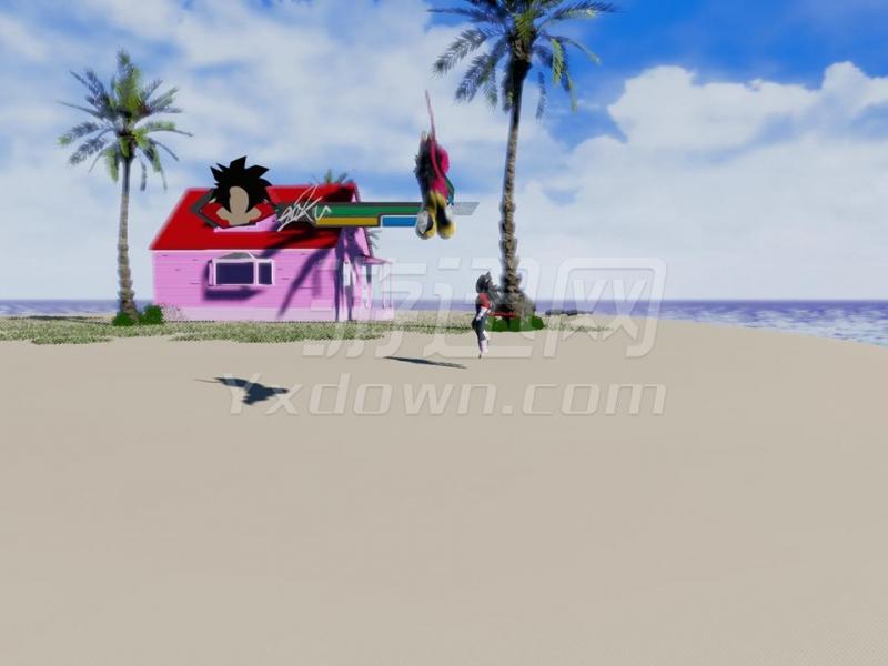 龙珠:虚幻 试玩版下载