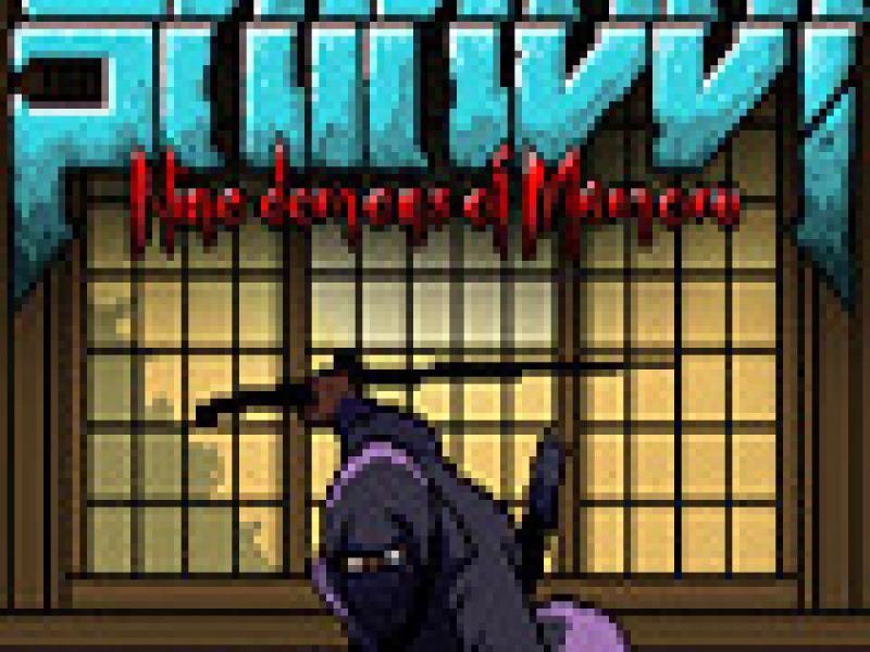 像素忍者:九恶魔Mamoru 英文版