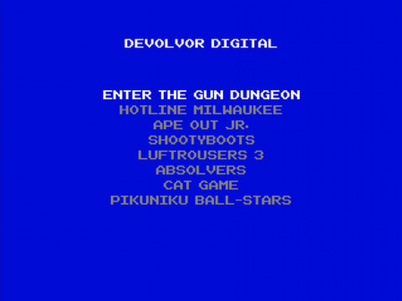 Devolver Bootleg 英文版下载