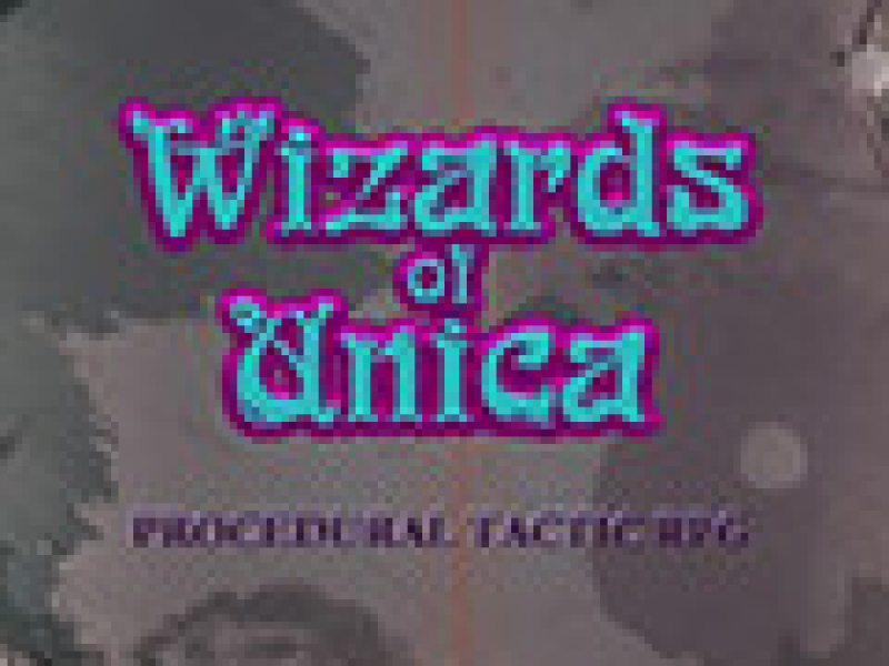 Wizards of Unica 英�