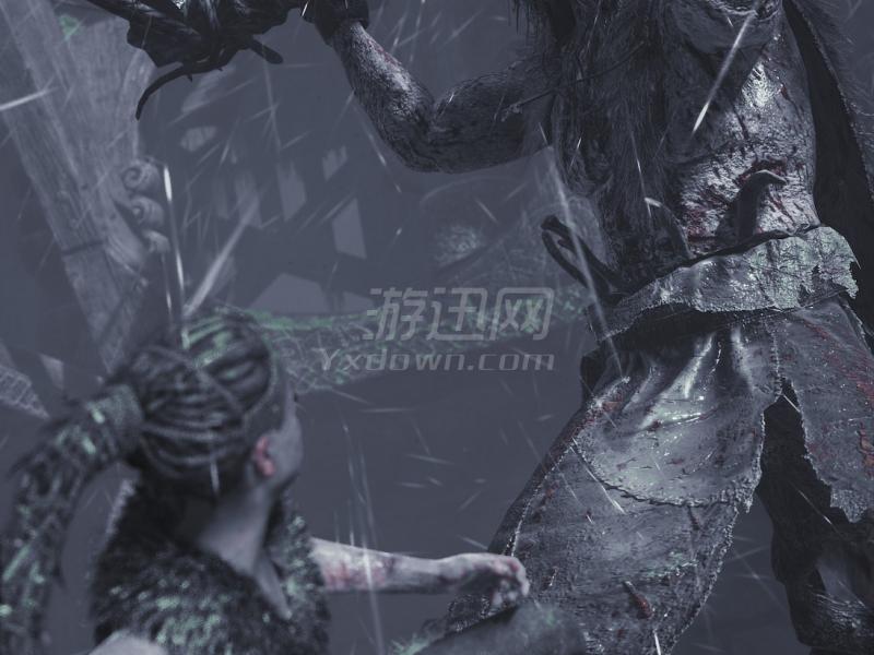地狱之刃:赛娜的献祭 破解版下载