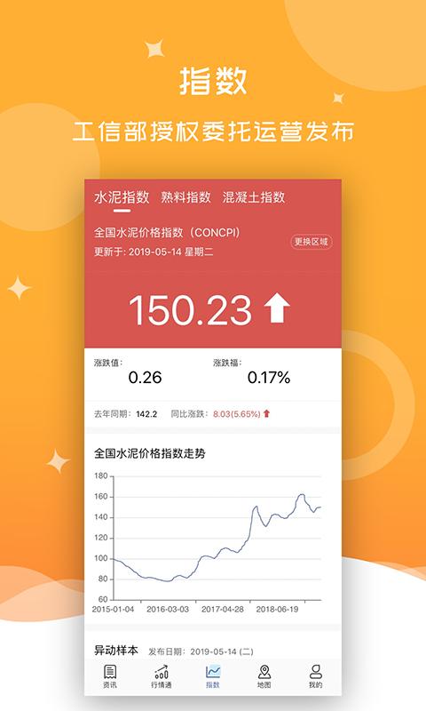 中国水泥网软件截图3