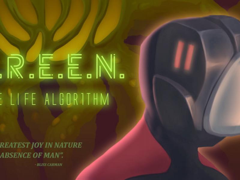 G.R.E.E.N.生命算法 破解版下载