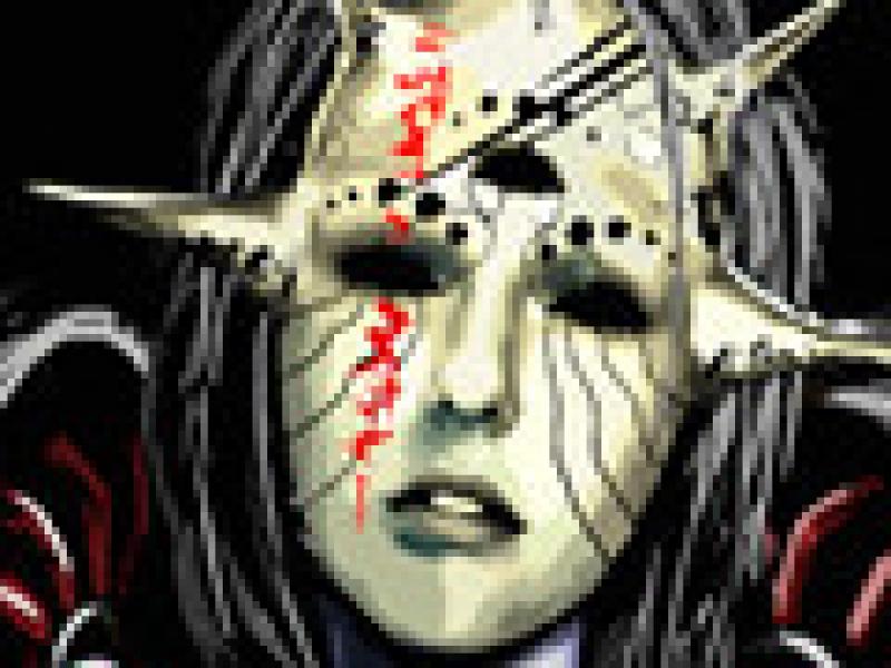 乌伯狂舞:幽灵 英文版