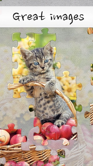 Jigsaw Puzzle App软件截图2