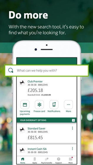 Lloyds Bank Mobile Banking软件截图0