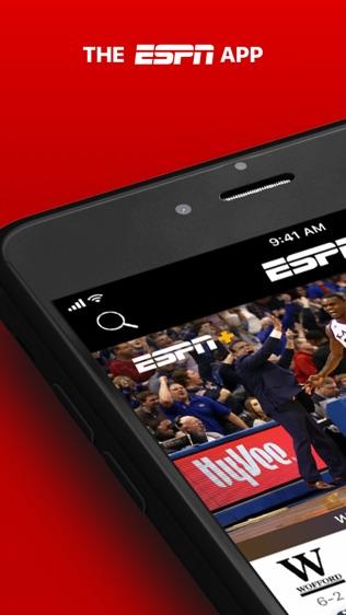 ESPN SportsCenter软件截图0