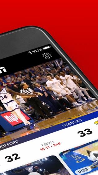 ESPN SportsCenter软件截图1