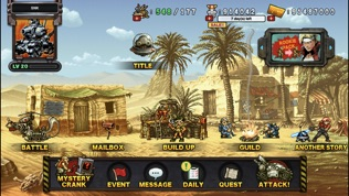 METAL SLUG ATTACK软件截图1