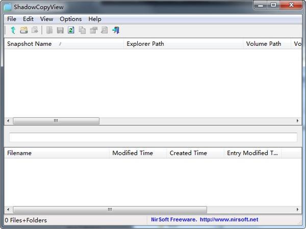 ShadowCopyView(磁盘创建快照工具)下载