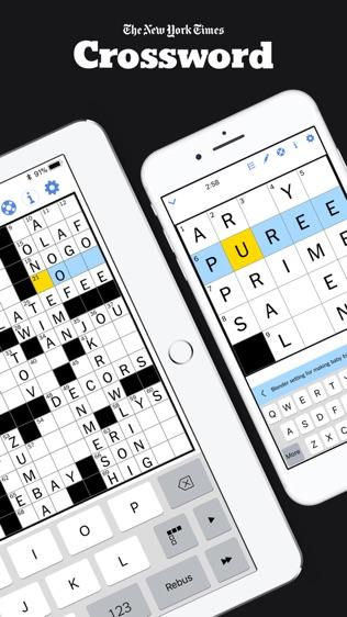 NYTimes Crosswords软件截图0