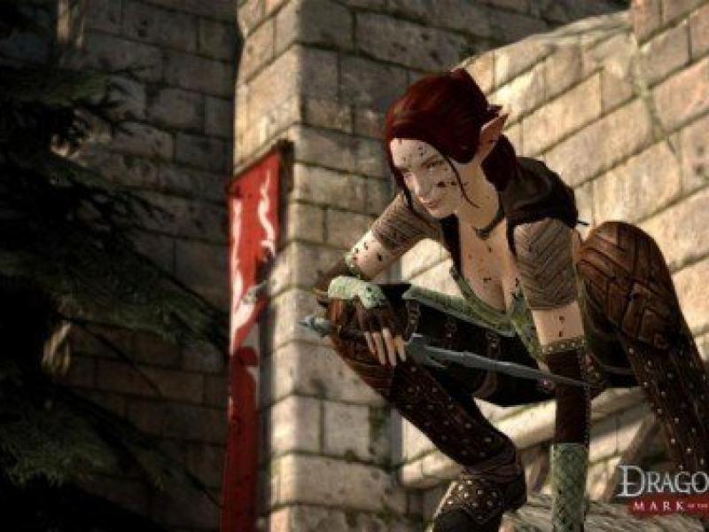 龙腾世纪2:刺客的印记 硬盘版下载